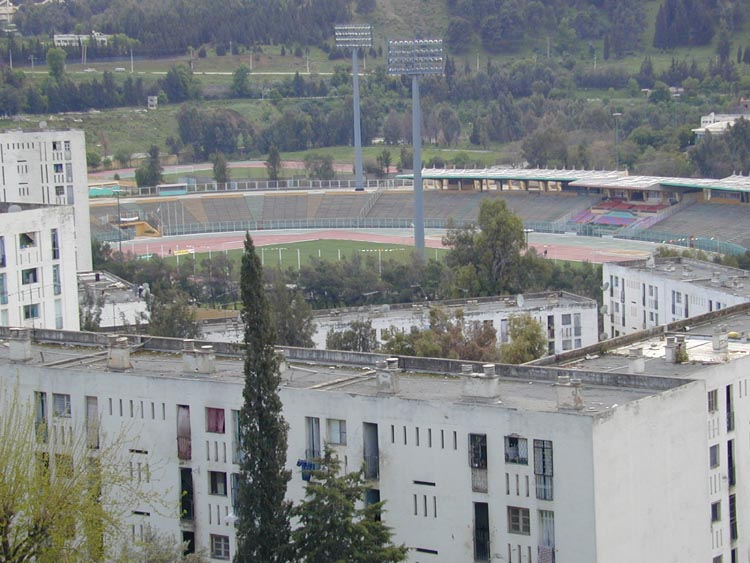 البوم صور لمدينة الجسور المعلقة الله يبارك عليها Stade