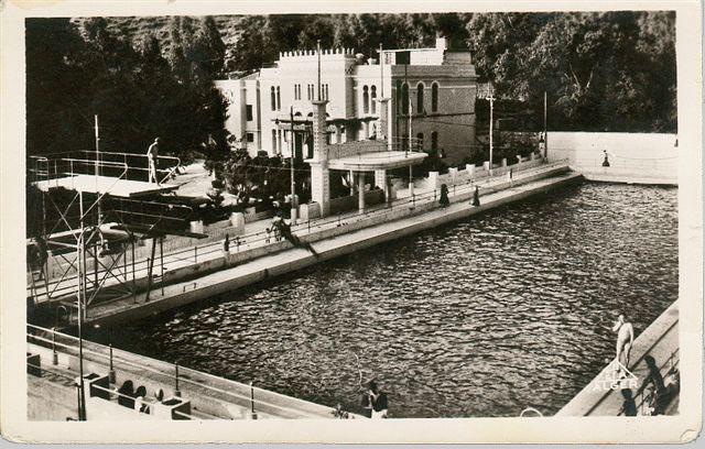 La piscine de sidi m 39 cid un site exceptionnel chaouki for Piscine sidi m cid constantine