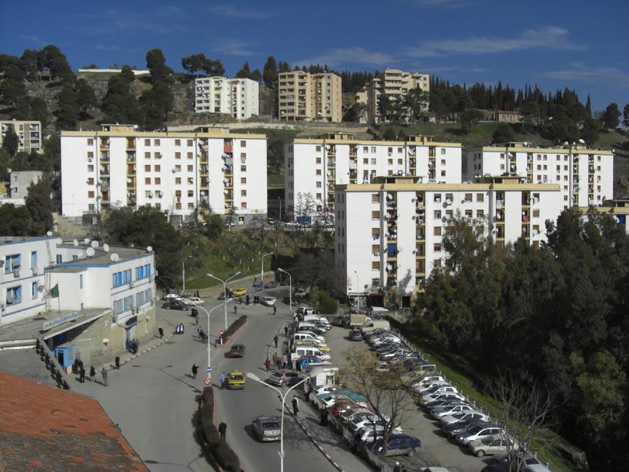 Cité Gaillard (aujourd'hui Mohamed Loucif)